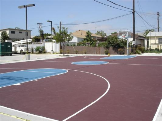 Lord S Gym San Diego Ca Court Concepts