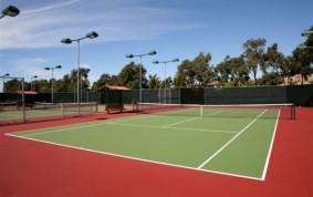 Poinsettia Park Tennis Courts